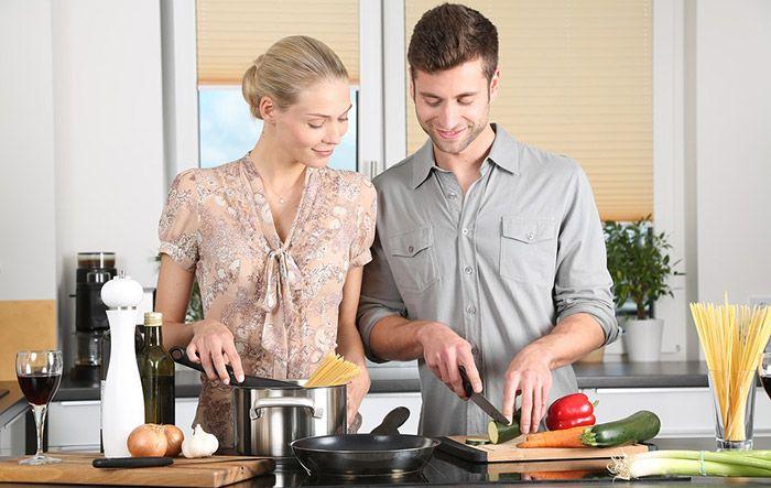 seguire un corso di cucina