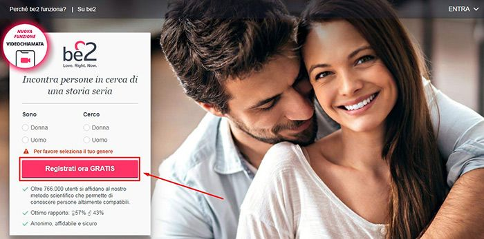be2 recensione